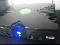 Xbox Orig (mod-chip) Customized