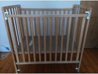 Cot for sale (with free local delivery)