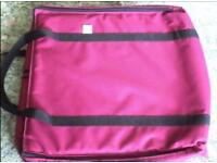 Flat Screen TV Padded Storage Bag For Caravan