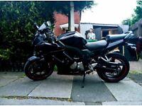 Suzuki SV 650S 2010 Full Fairing Pointy Motorcycle