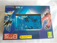 [Nintendo 3DSXL] Limited Edition: Pokemon X and Y