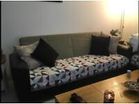2 sofa beds in perfect condition