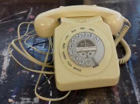 Retro digital phone
