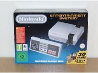Like New Nintendo Entertainment System (NES) Games Console