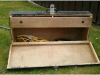 Large Wooden Joinery tool Box