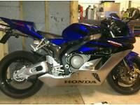 Honda cbr1000rr5