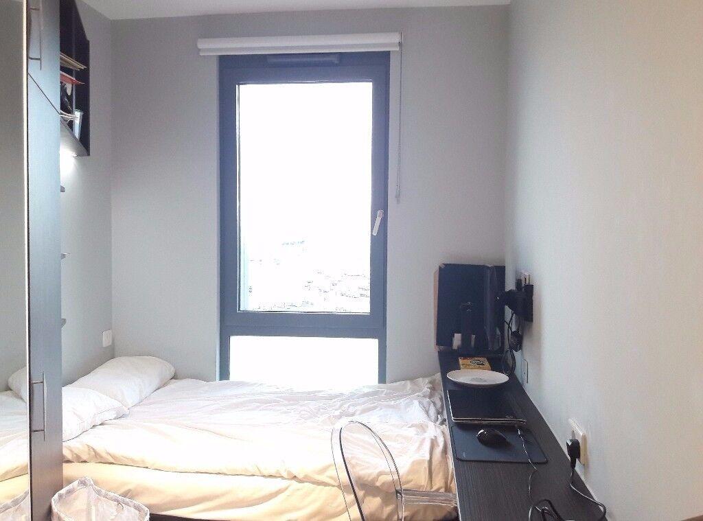 Now to June 2018: Modern En-Suite Room