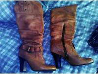 Faith size 6 boots