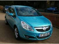 Vauxhall Corsa 1.2 *Full Service History* - 12 month MOT - Low mileage & excellent conditions