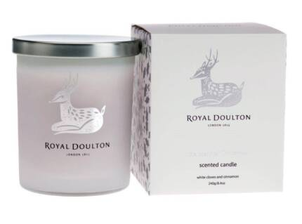 ROYAL DOULTON SCENTED CANDLE