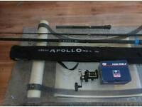 Apollo MK2 14ft and Penn 525mag USA