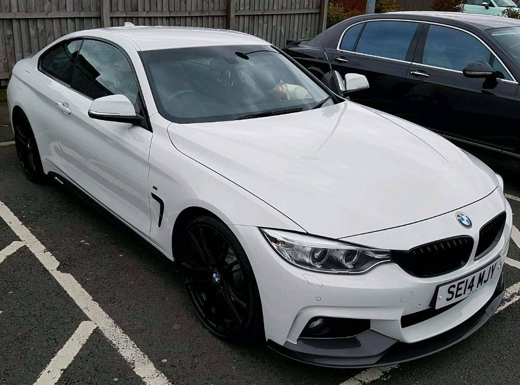 bmw 420d msport performance pack in kirkmuirhill south lanarkshire gumtree. Black Bedroom Furniture Sets. Home Design Ideas