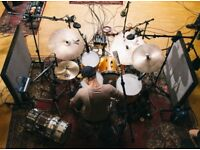 Drum Lessons in Kensington, Chelsea, Hammersmith and all of West London
