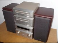 Technics Hi-Fi Stereo Stack - HD350 - £75