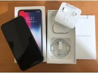 iPhone X 64GB Space Grey -Unlocked