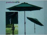 Large garden patio parasol BRAND NEW