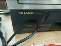 Sharp VCR stb only