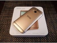 htc One m8 brand new condition warranty&