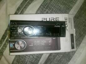 Pure Highway DAB Digital Car Radio
