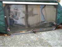 Caravan window Bailey Mikado