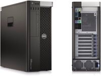 Dell Precision T3600 Xeon Hexa Core 3.2Ghz,16GB,500gb, Nvidia Quadro 2000, Win 7