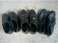3 pairs of shoes job lot £5