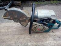 Makita petrol disk cutter DPC 6410