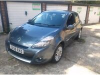 Renault clio 1.2 Tom Tom 3dr limited edition.Not BMW, Volkswagen, audi, golf, Mercedes or van