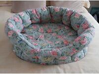 Cath Kidston dog bed