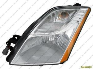 Head Light Driver Side High Quality Nissan SENTRA 2010-2012
