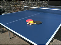 Full Size Table Tennis Table - Excellent condition, v little use