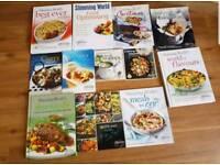 Recipe books slimming world
