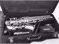 Yamaha Yas 62 Alto Silver Plated saxophone