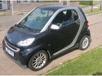 SMART FORTWO PASSION 71 AUTO 2007 1.0l only25257 miles