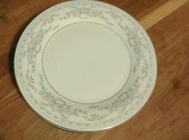 6 Crown Ming plates