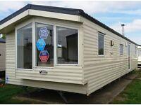 SALE! Static caravan sale in Clacton Essex Not Suffolk Kent. Beach, Pool, Pets. Willerby Eden
