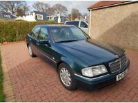 Mercedes-Benz, C CLASS, 1998