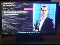 """42"""" SAMSUNG TV FREEVIEW HDMI USB MOVIE PLAYBACK CAN DELIVER."""
