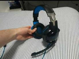 Tecknet USB Headset (PC Only)