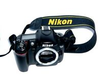 NIKON D80 10mp camera 25k actuations. Body only