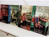 BUNDLE BOOKS CRAFTS HOBBIES MAKING MONEY FURNITURE ART PAINTED UPCYCLE JOBLOT BOOKS