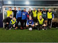 Play Football in Manchester. Friendly sessions available to join everyday in Manchester