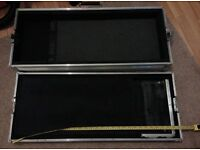 Castle case pedal board flight case heavy duty