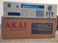 Akai S950 Sampler *Excellent Condition* Very Rare Collection or Delivery