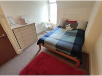 LARGE DOUBLE ROOM WITH A BALCONY IN CROUCH END - ZONE 2