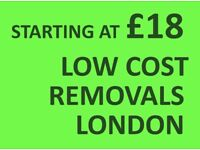 CHEAPEST BROMLEY Man & Van. Starting £12! Save 80%! UK Govt. approved.