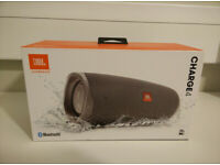 BRAND NEW JBL Charge 4 Bluetooth Speaker