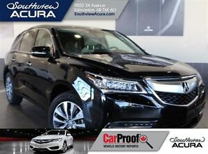 2014 Acura MDX AWD, V6, navigation, leather, sunroof