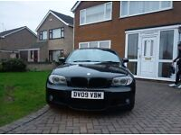 BMW 118D M-sport fully loaded