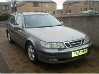 2001 Saab 95 se estate